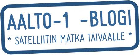 Aalto-1 -blogi