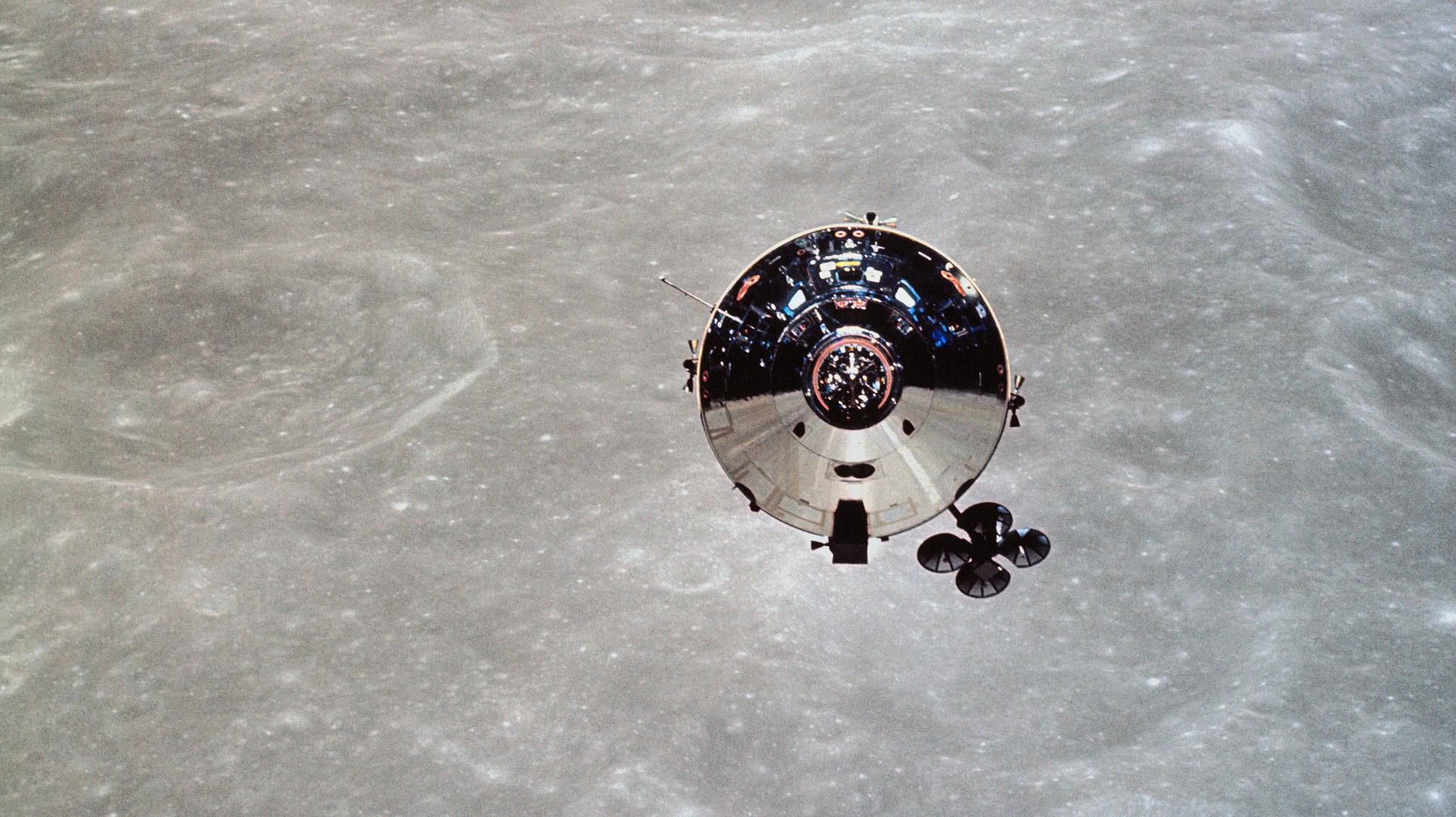 Apollo 10 -lennon komentomoduuli