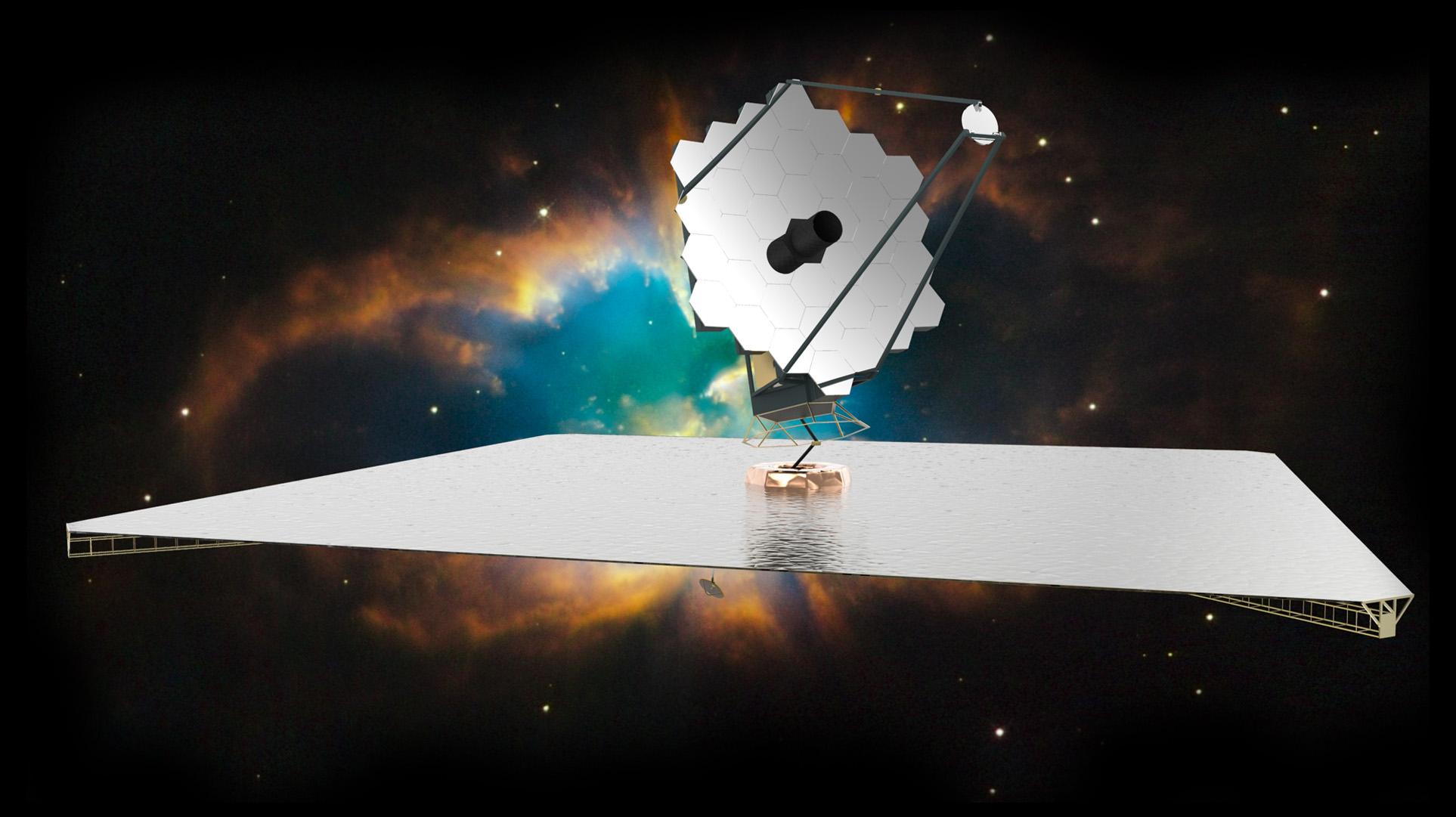 Hahmotelma ATLAS-teleskoopista