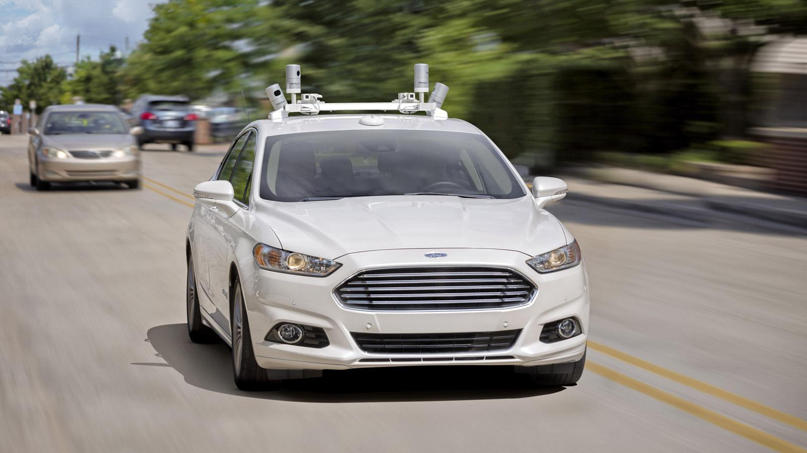 Autonominen Ford