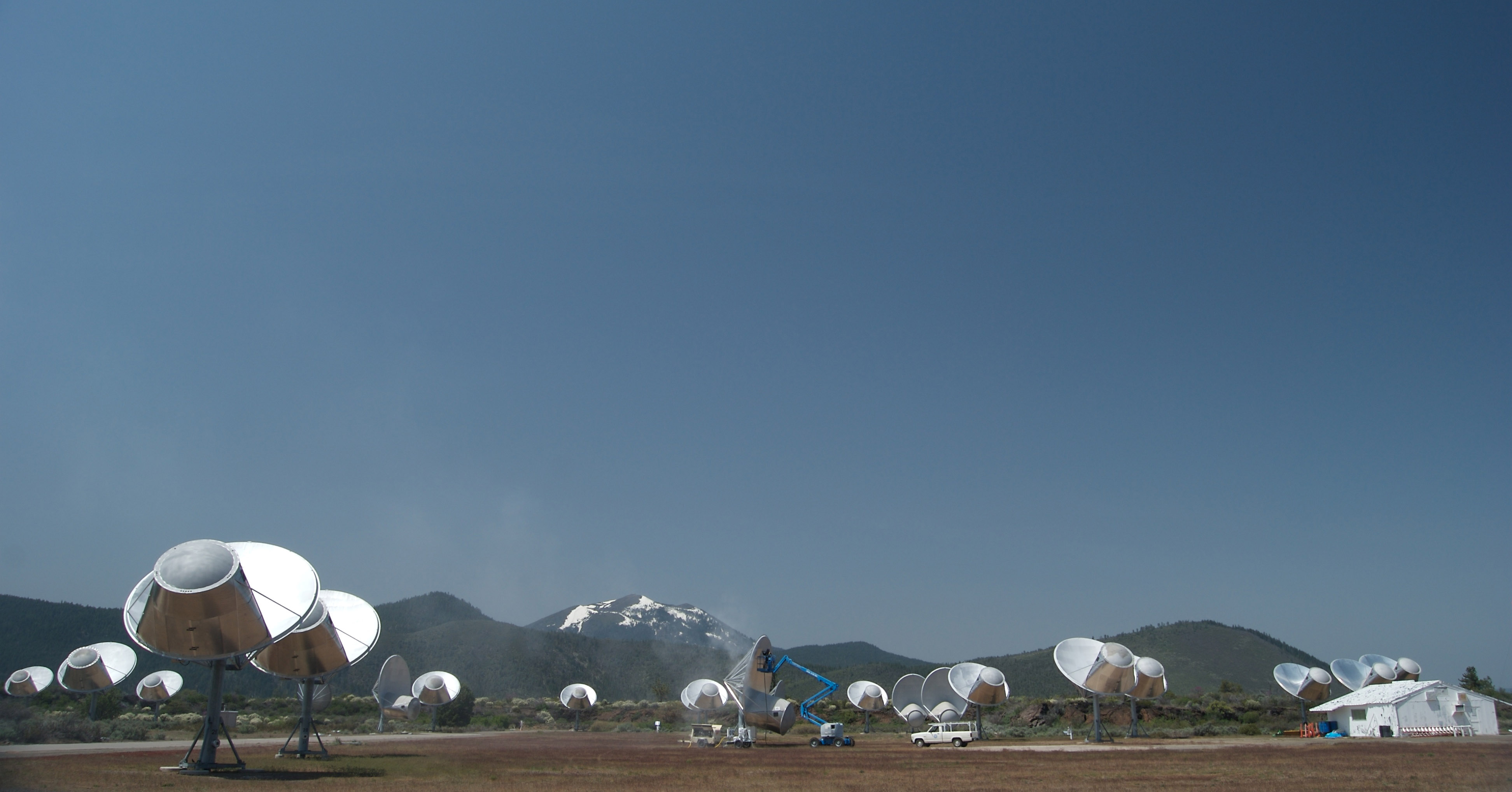 Allen Telescopes