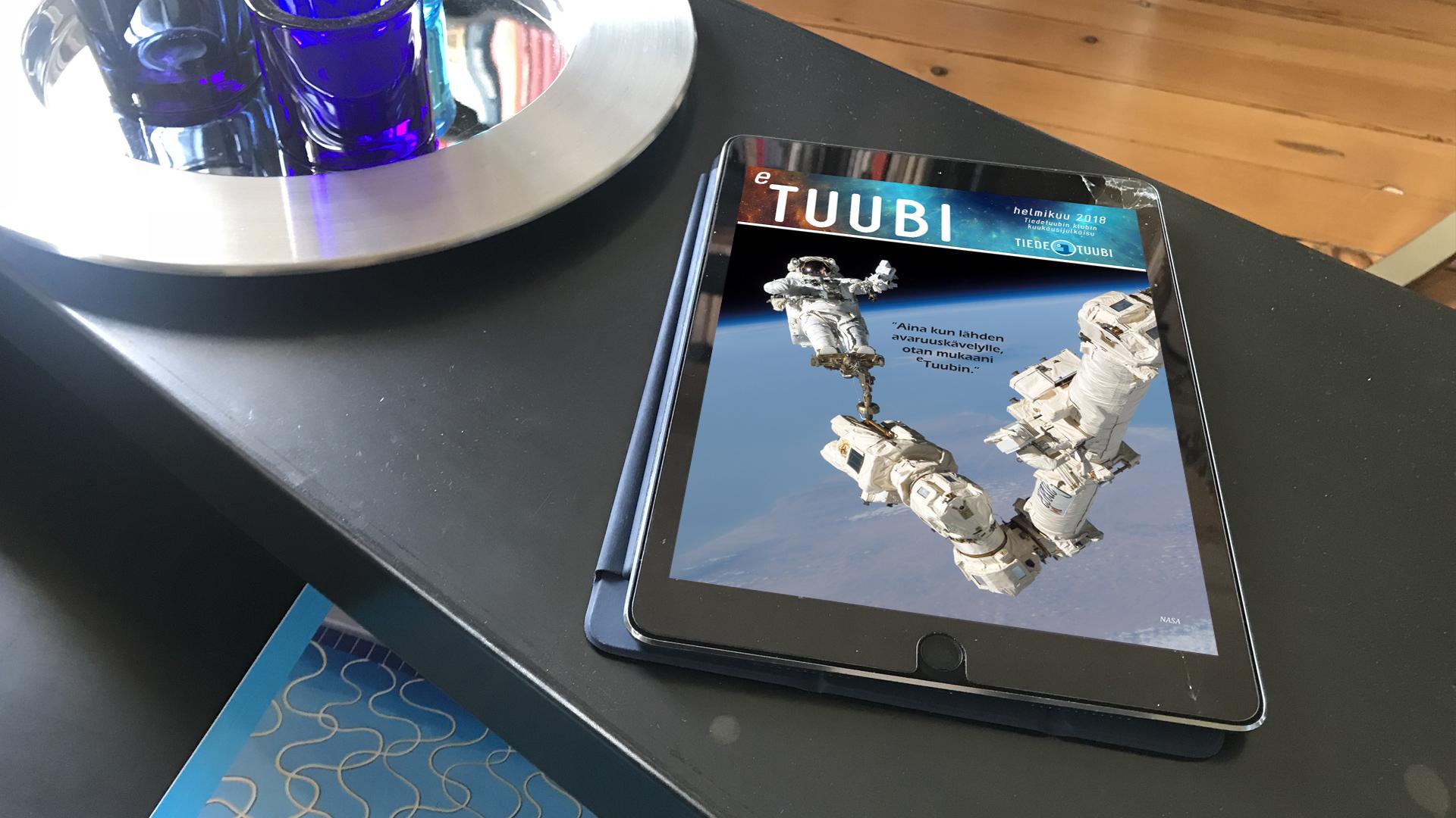 eTuubi iPadissa
