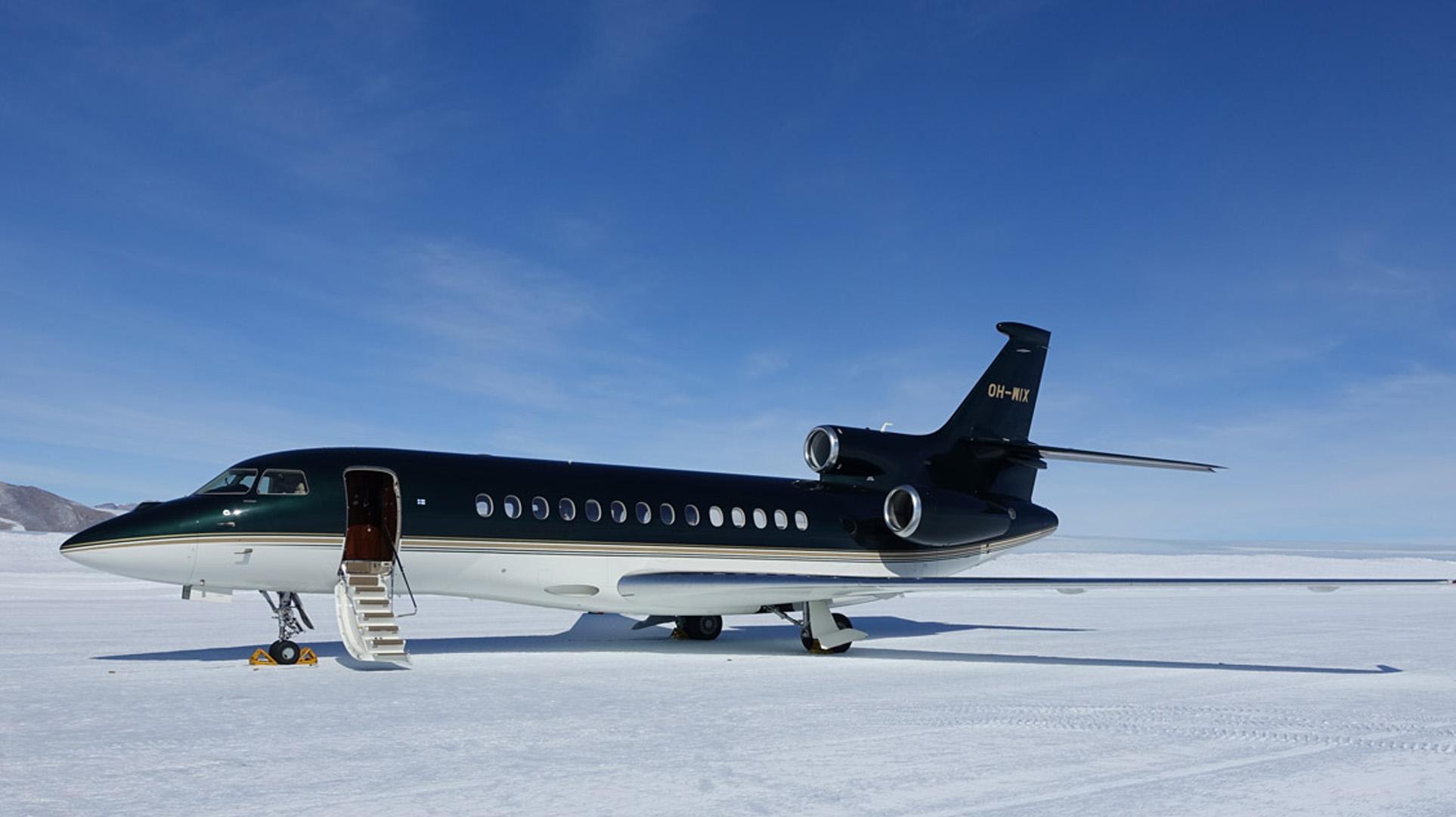 OH-WIX Etelämantereella