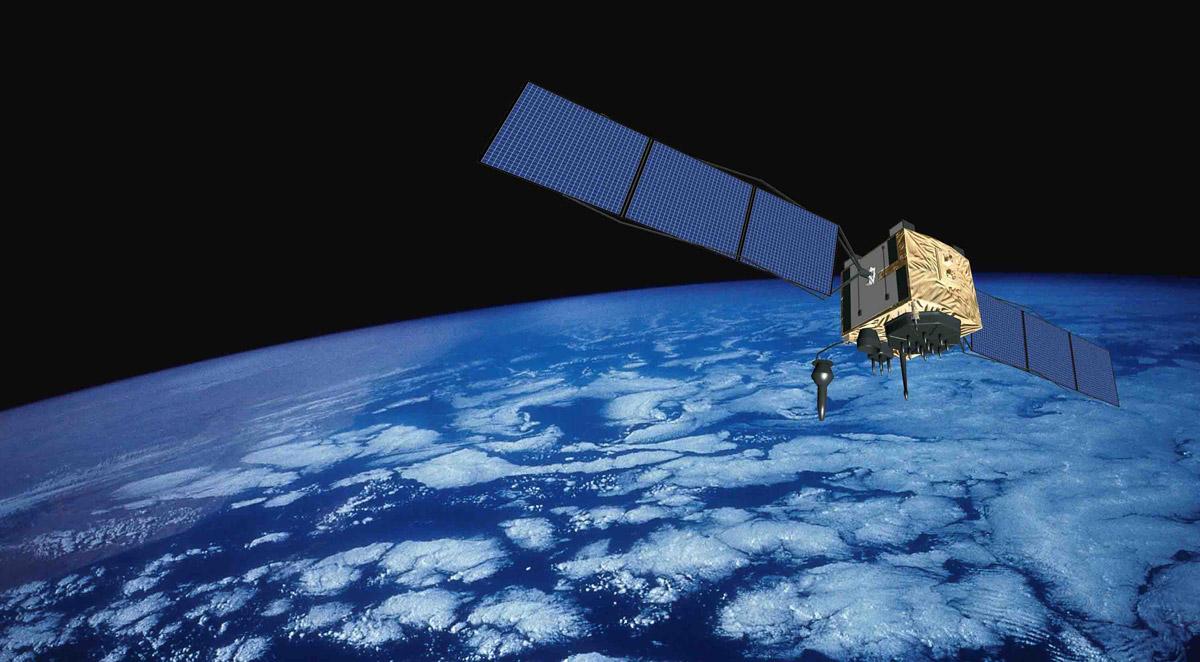 GPS-satelliitti