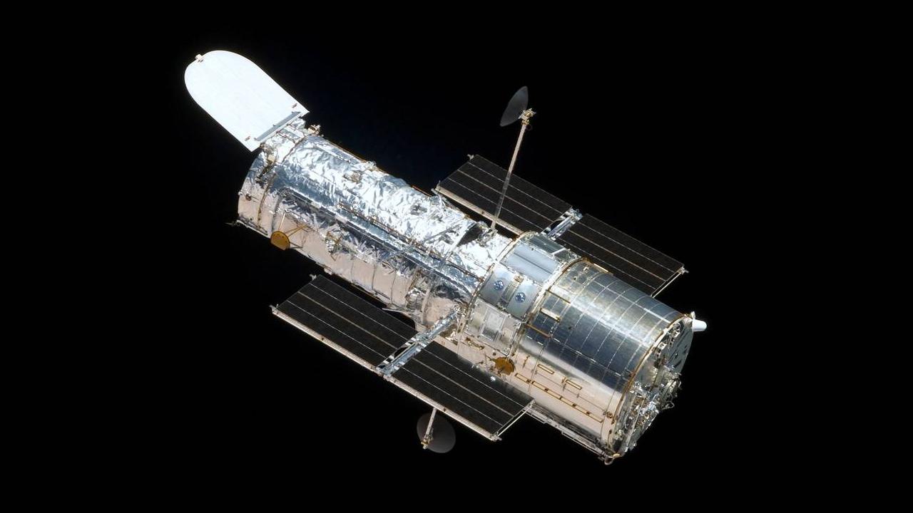 Hubble-avaruusteleskooppi