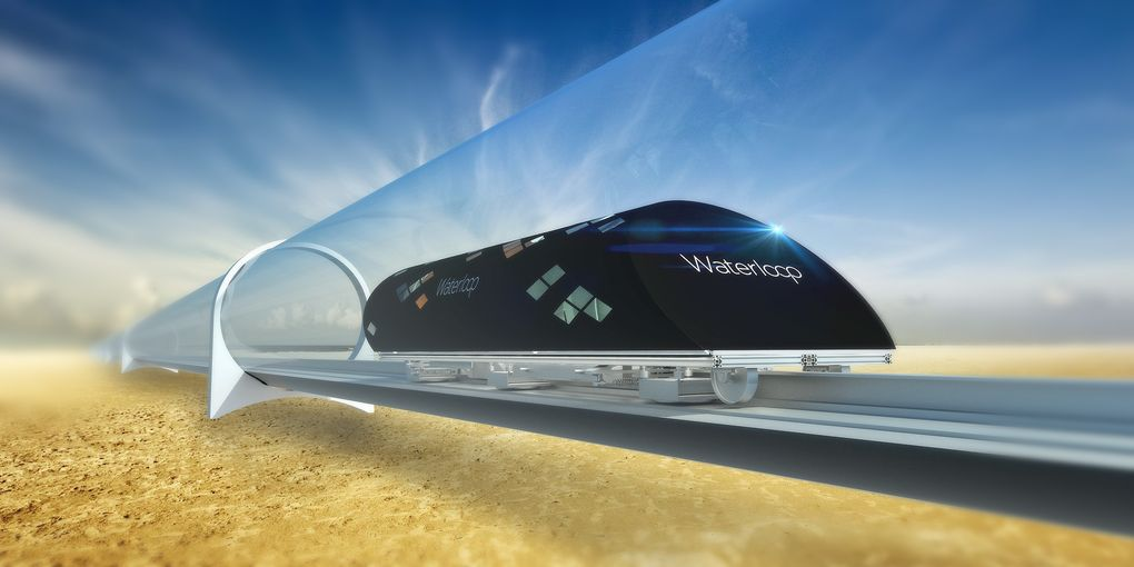 Hyperloop / Waterloop team
