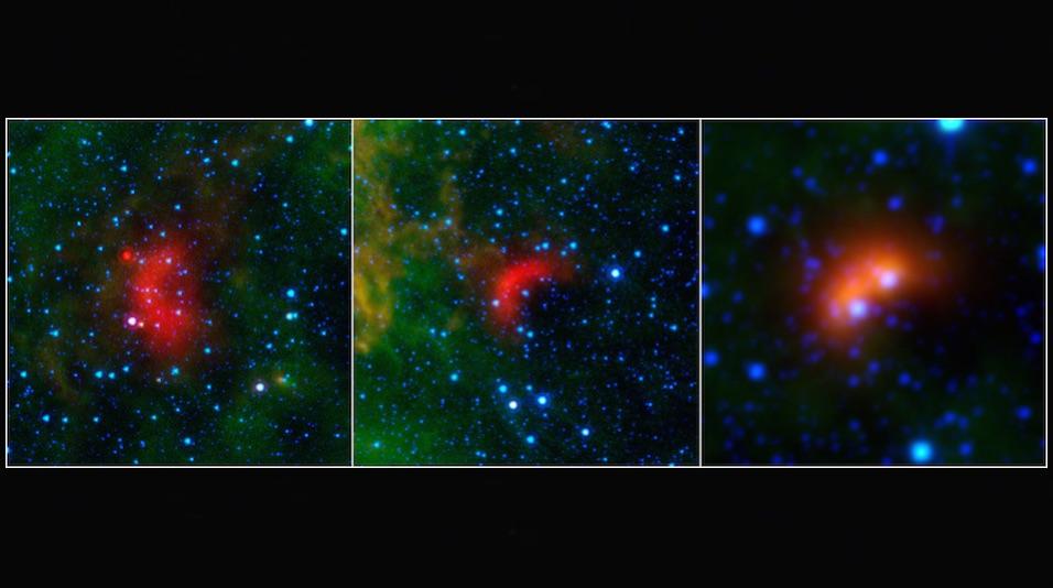 Kosmisia iskuaaltoja