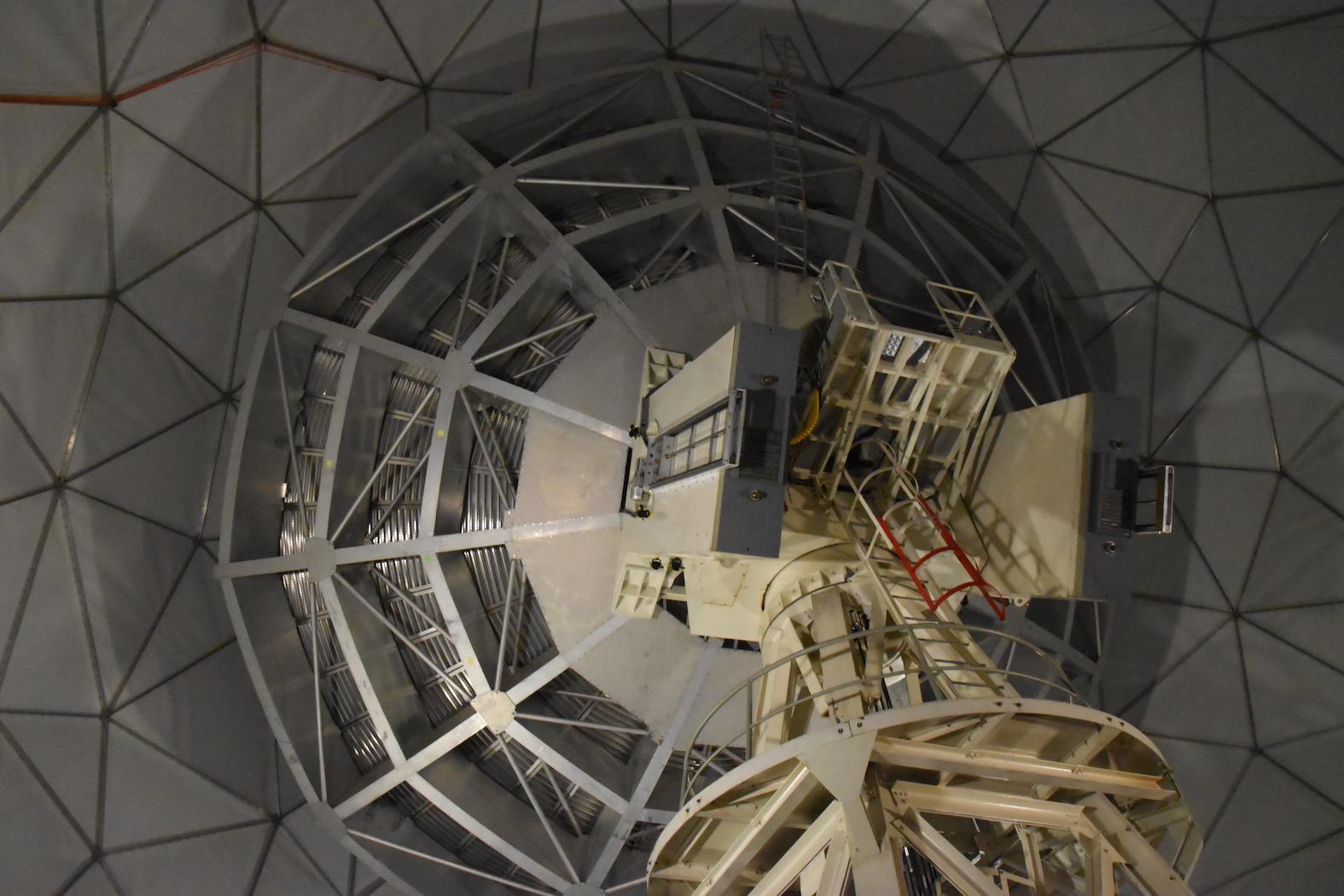 Metsähovin radioteleskooppi
