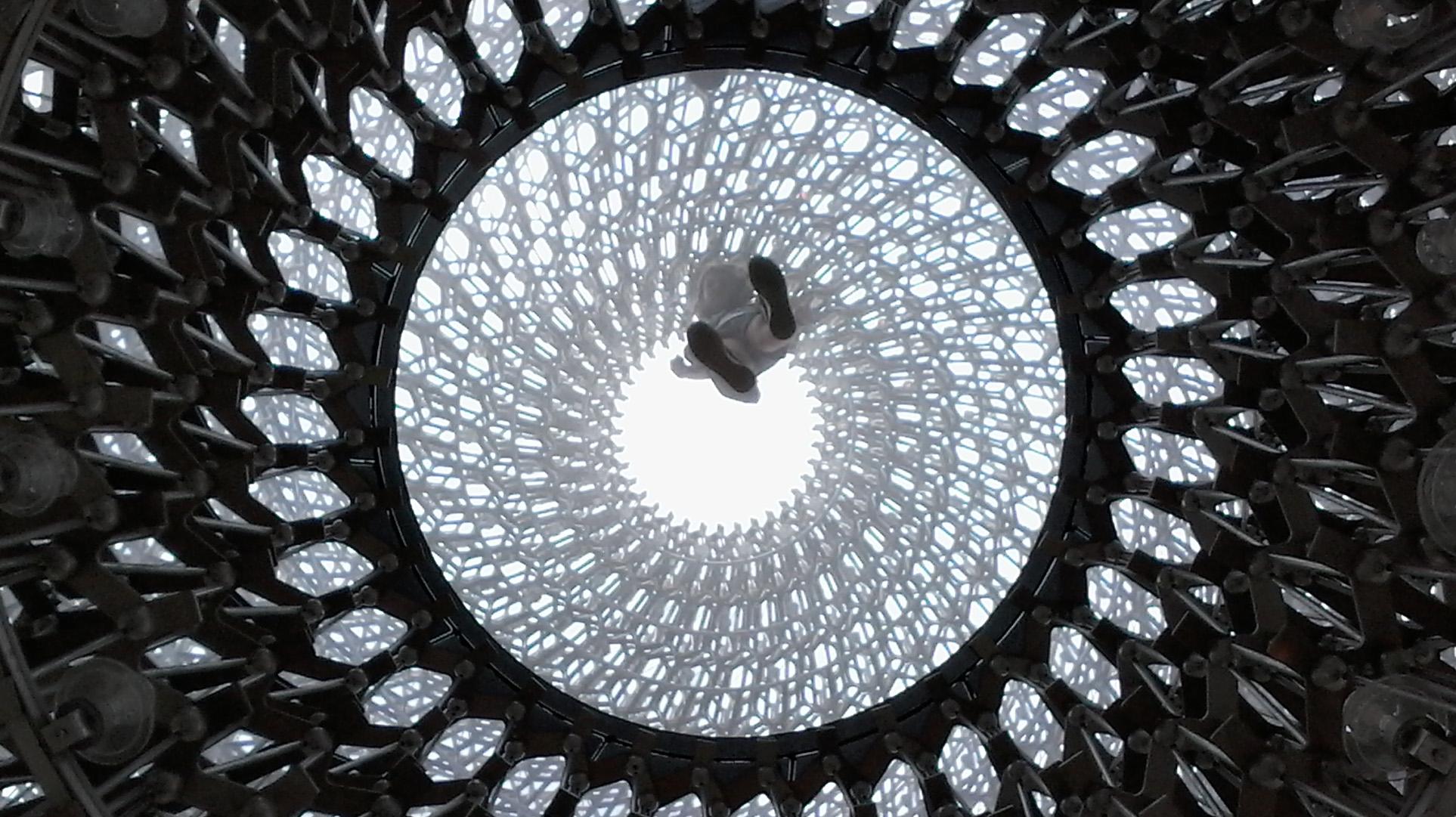 Iso-Britannian paviljonki Milanon maailmannäyttelyssä