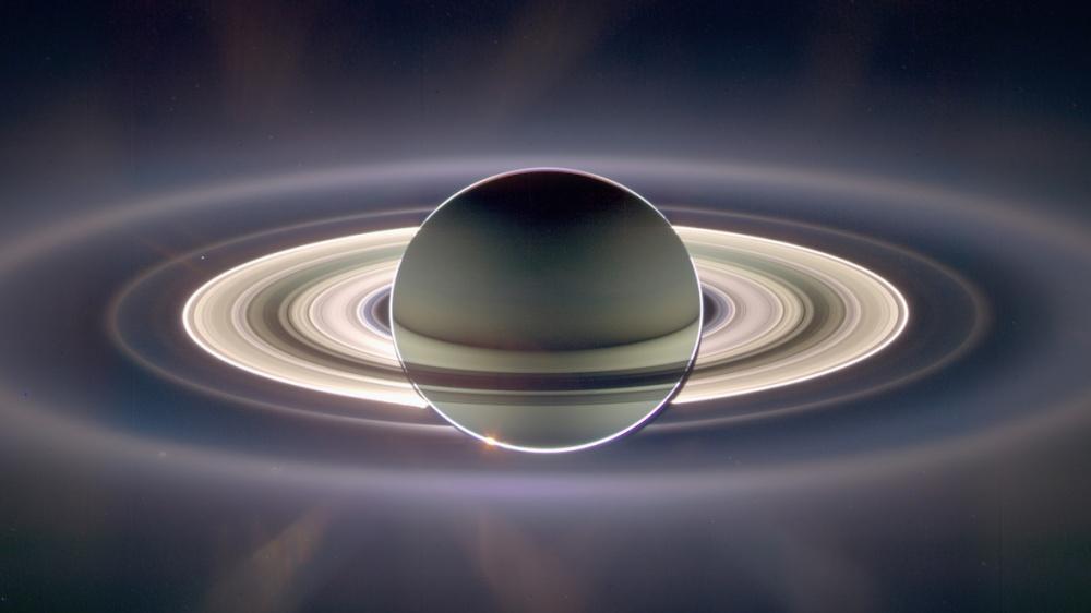 Saturnuksen renkaat