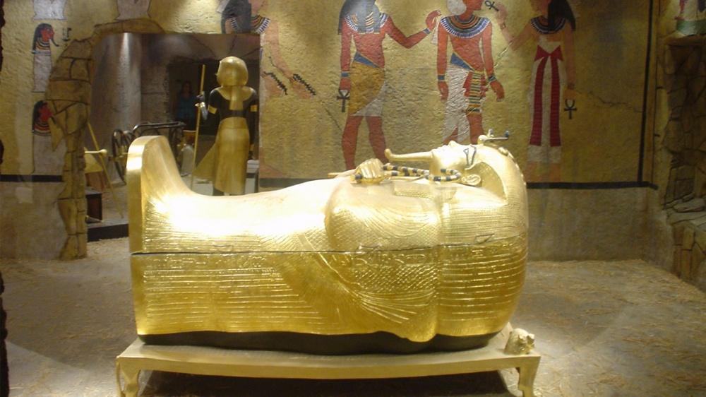 Tutankhamonin sarkofagi