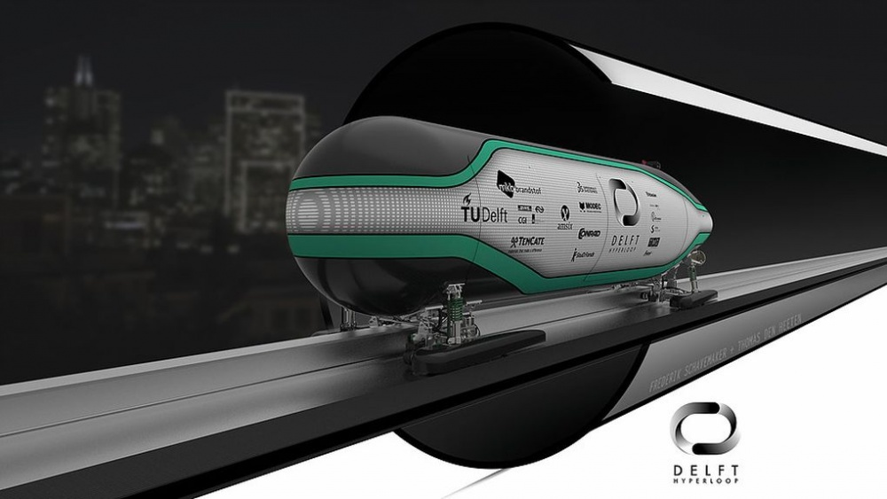 Delftin Hyperloop