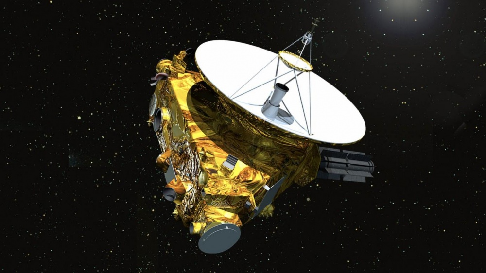 New Horizons. Kuva: Nasa