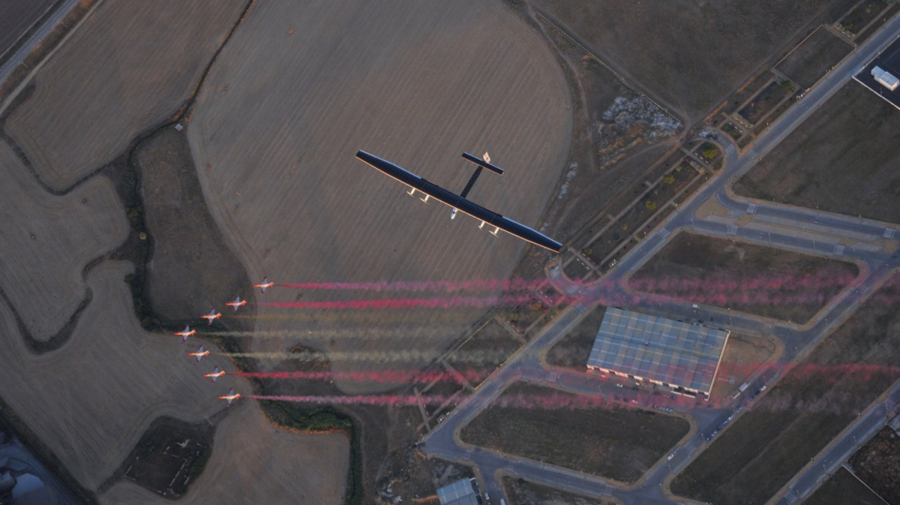Solar impulse ja